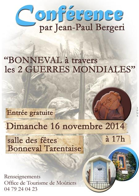 Affiche conference bonneval 2014 copie